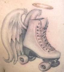 rollerskates with wings - Google Search