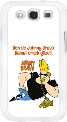 Kainat Güzeli Johnny Kendin Tasarla - Samsung Galaxy S3 Kılıfları