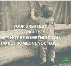 Trying to raise them right is the easy part...its when their nature takes over the nurture!!