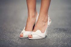 Lady Dragon, zapatos con corazón | Sweet Bodas