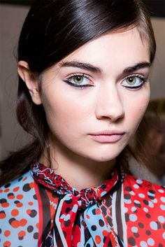 Best Make-up MFW s/s 2015 | Fashion, Trends, Beauty Tips & Celebrity Style Magazine | ELLE UK Terry Barber