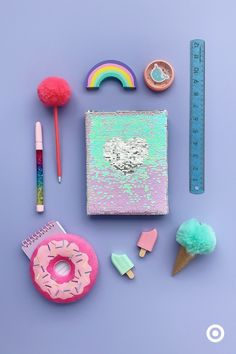 More Than Magic Stationery : Target - School supplies? Customize yours with Target's new tween brand, More Than Magic. Middle School Supplies, Diy School Supplies, Justice School Supplies, Cute Crafts, Crafts For Kids, Arts And Crafts, Paper Crafts, Diy Crafts, Mini Craft