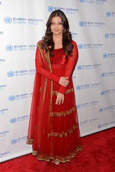 Aishwarya in NYC