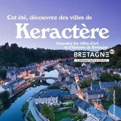 Découvrez toutes les appropriations des acteurs du tourisme bretons dans le cadre de la campagne #DépaysezVousenBretagne  Création : Comité Régionale du Tourisme Bretagne Frames, Rural Area, Brittany, Tourism