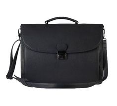 Klasse Genuine Leather Men Laptop Bag is specially designed spaciously to carry laptop and your other office accessories like laptop , charger, pen, notepad and more. Shop Now!!!