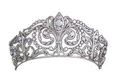 Tiara de Ansorena.