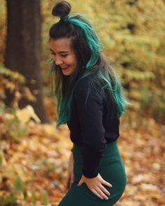 Green Hair, Archive, Dreadlocks, Long Hair Styles, Beauty, Long Hairstyle, Long Haircuts, Dreads, Long Hair Cuts