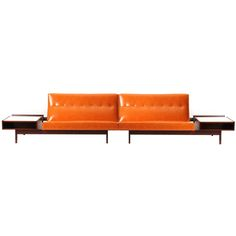 Sofa By Jens Risom | From a unique collection of antique and modern sofas at http://www.1stdibs.com/furniture/seating/sofas/