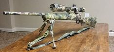 DIY Rattle-Can Camo for Weapons and Other Gear