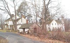 Solly House, Vacant, Tyler State Park  1760's on watch list  Northampton Township Historical Society