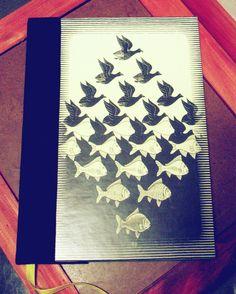 Cuaderno ESCHER♥