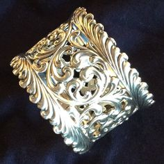 A fine Sterling Napkin Ring for your collection.