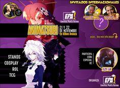 Animatsuri 2015 - Montevideo, Uruguay, 21 y 22 de Noviembre 2015