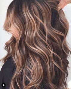 25 Chic Brown Balayage Hair Color Ideas You'll Want Immediately! - I Spy Fabulous