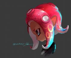 See more 'Splatoon' images on Know Your Meme! Nintendo Art, Game Art, Pics, Drawings, Artist Style, Art, Anime, Splatoon, Fan Art