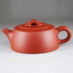 Yixing Teapot,  I have a few of these.  LOVE.