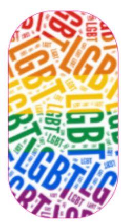 Rainbow LGBT pride | Jamberry Nails