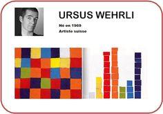 Ursus Wehrli - Portrait d'artiste