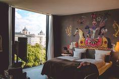 in Vienna — Martina Margarete Berger Museum, Design Hotel, Vienna, Hotels, Vacation, City, Beautiful, Home Decor, Vacations