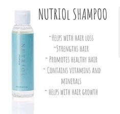 Healty looking, stronger hair❓ 🔝YES🔝 Nutriol Shampoo gives your hair all the vitamins and minerals needs💯👍👇👇 Beauty Products You Need, Nu Skin Products, Nutriol Shampoo, Galvanic Body Spa, Strong Hair, Beauty Shop, Acne Treatment, Vitamins And Minerals, Anti Aging Skin Care