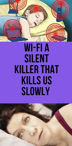 Do you know how the wi-fi enabled devices in your home are slowly poisoning you? Wellness Fitness, Health And Wellness, Health Care, Health Fitness, Fitness Tips, Herbal Remedies, Health Remedies, Natural Remedies, Insomnia Causes