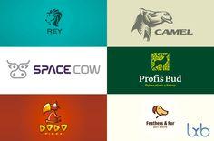 Logotipos con inspiración animal