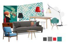 My dining room by marinaricciardi on Polyvore featuring interior, interiors, interior design, Casa, home decor, interior decorating, Bungalow 5, Southern Enterprises, Rove Concepts and Ciel