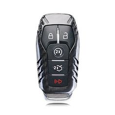Pinalloy Real Carbon Fiber 2015-17 Ford Mustang Remote Keyless Key Cover Case -- Awesome products selected by Anna Churchill