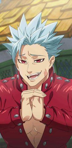 Manga Anime, Otaku Anime, Seven Deadly Sins Anime, 7 Deadly Sins, Hot Anime Boy, Cute Anime Guys, Meliodas Vs, Seven Deady Sins, Anime Boyfriend