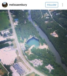 Elora Gorge Airplane View, Canada, Earth, River, Outdoor, Outdoors, Outdoor Games, The Great Outdoors, Rivers