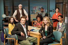 """Community"" (NBC) returns for Senior Year!"