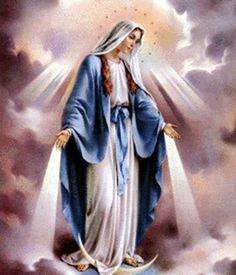 October - Month of the Most Holy Rosary Our Lady Of The Holy Rosary Novena Prayer My dearest Mother Mary, behold me, your ch. Mama Mary, Blessed Mother Mary, Blessed Virgin Mary, Virgin Mary Art, Queen Mother, Mother Teresa, Happy Mothers, Assumption Of Mary, Queen Of Heaven