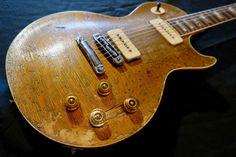 Guitar Pics, Guitar Amp, Cool Guitar, Blind Owl, Vintage Les Paul, Guitar Crafts, Instruments, Guitar Photography, Les Paul Guitars