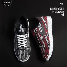 Nike Lunar Force 1 Jacquard