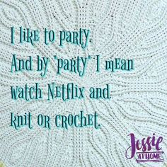 party-with-yarn: