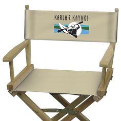 Directors Chair Full-Color Imprint
