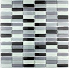 Best Carrelage Mosaique De Verre Images On Pinterest Bathroom - Carrelage épaisseur 6 mm