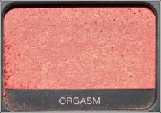 NARS blush color and they have the matching lipgloss color too!  It is a beautiful glowing, peach colored shade