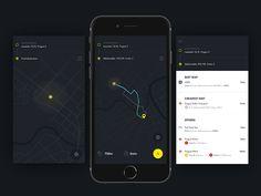 Navigation App by Lukáš Oslzla