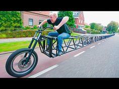 10 STRANGEST BIKES IN THE WORLD - YouTube