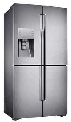 A Comparison Of The Samsung Model RF23J9011SR Vs The LG Model LNXC23766D  French Door Refrigerator.
