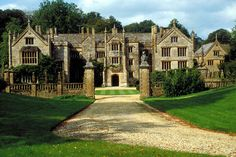 DORSET: Parnham House in Beaminster. Yeah, I could live here if I had to...
