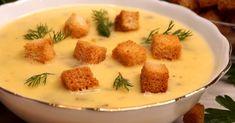 Ma egy nagyon finom és könnyen elkészíthető leves receptet mutatunk. Mi nagyon szeretjük, érdemes kipróbálni. Hozzávalók: 1 hagyma 500 g gomba 150 g krémsajt 150 ml főzőtejszín só bors olaj Elkészítés: A hagymát és a gombát apróra vágjuk, kevés olajon megdinszteljül. Felöntjük 1,5 liter vízzel, fűszerezzük. Puhára főzzük. A krémsajtot, a főzőtejszínnel összekeverjük, a forró … Soup Recipes, Healthy Recipes, Foods To Eat, Food 52, Junk Food, Soups And Stews, Chowder, Food To Make, Food Porn