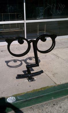 Bike Rack spectacle