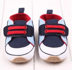 Cool 1 pair Baby Shoes Cotton Anti-slip Baby Moccasins Rubber Bottom Newborn Baby Sports Sneaker firstwalker Infant Shoes Footwear - $17.4 - Buy it Now!