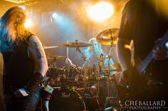 Amon Amarth at Norwich Waterfront, January 2015: Fredrik Andersson