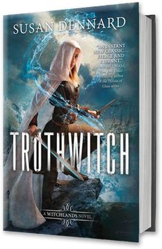 Preorder Truthwitch by Susan Dennard, and you'll receive a signed bookplate and double-sided poster! (US/UK only) Check out the site and more details on the preorder giveaway! thewitchlands.com/
