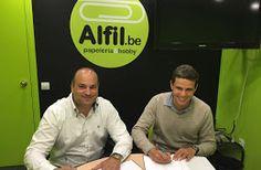 Nueva Papelería en Madrid Alfil.be. http://alfilnews.blogspot.com.es/