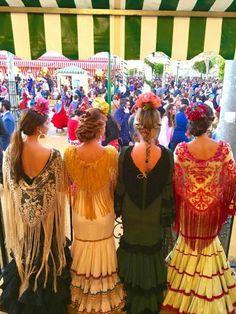 Feria de Sevilla 2016.Mantoncillos