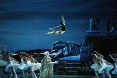 Angel Corella and Marcelo Gomes - Swan Lake - American Ballet Theatre